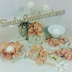 Bomboniera per matrimonio elegante e particolare con brillanti e strass