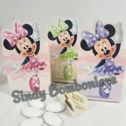 Scatoline portaconfetti bomboniere disney per 1° compleanno confetti inclusi