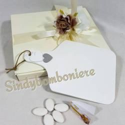 Tagliere cuori shabby bomboniere per matrimonio utili ed originali
