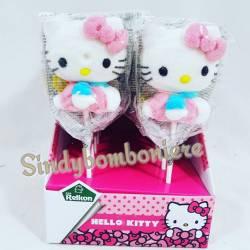 Marshmallow hello kitty spiedino segnaposto ideali per compleanno feste a tema
