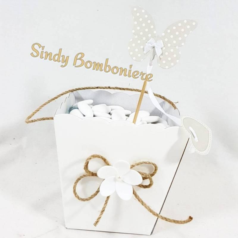 Molto contenitori e accessori per confetti - Bomboniere Economiche  AS64