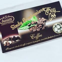 CONFETTI BURATTI FRUY GOO chicchi caffè confettata aprifesta cioccolata