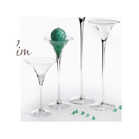 Vaso portafiori Mod. Martini Slim