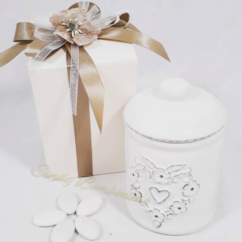Bomboniere matrimonio online utili cucina barattolo elegante porcellana shabby chic partecipazioni - Maniglie porcellana cucina ...