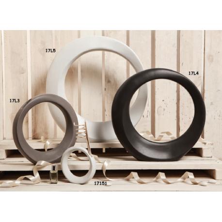 Bomboniere Claraluna diffusore per ambiente con kit essenza, vaso a forma circolare stilizzato ideale per il tuo Matrimonio