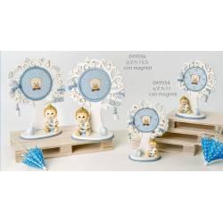 sacchetti confetti nascita bimbo/a confetti rosa o azzurri cavalluccio a dondolo