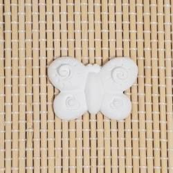5 Gessetti profumati a forma di farfallina bomboniere nascita compleanno comunione ecc