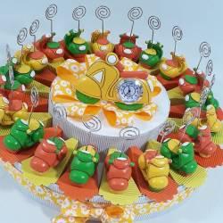 torta bomboniera vespa clip