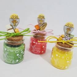 bomboniere candele per comunione