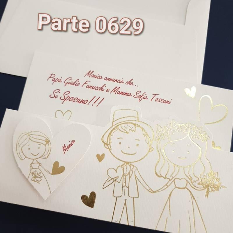 Partecipazioni Matrimonio Anni 70.Partecipazione Omaggio Su Acquisto Bomboniere Con Promozione
