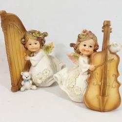 Bomboniere ANGELO musicista...