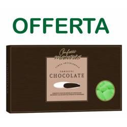 Confetti maxtris verdi al cioccolato offerta online
