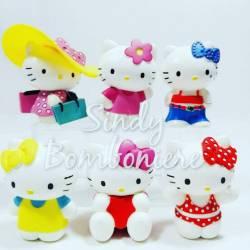 Bomboniere HELLO KITTY 1 compleanno bimba