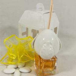 Bomboniera profumatore pumo di puglia fragranza alla vaniglia