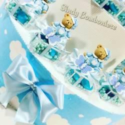 Idee bomboniere Battesimo per bimbo azzurro