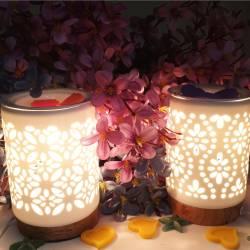 Bruciatore bomboniere in ceramica