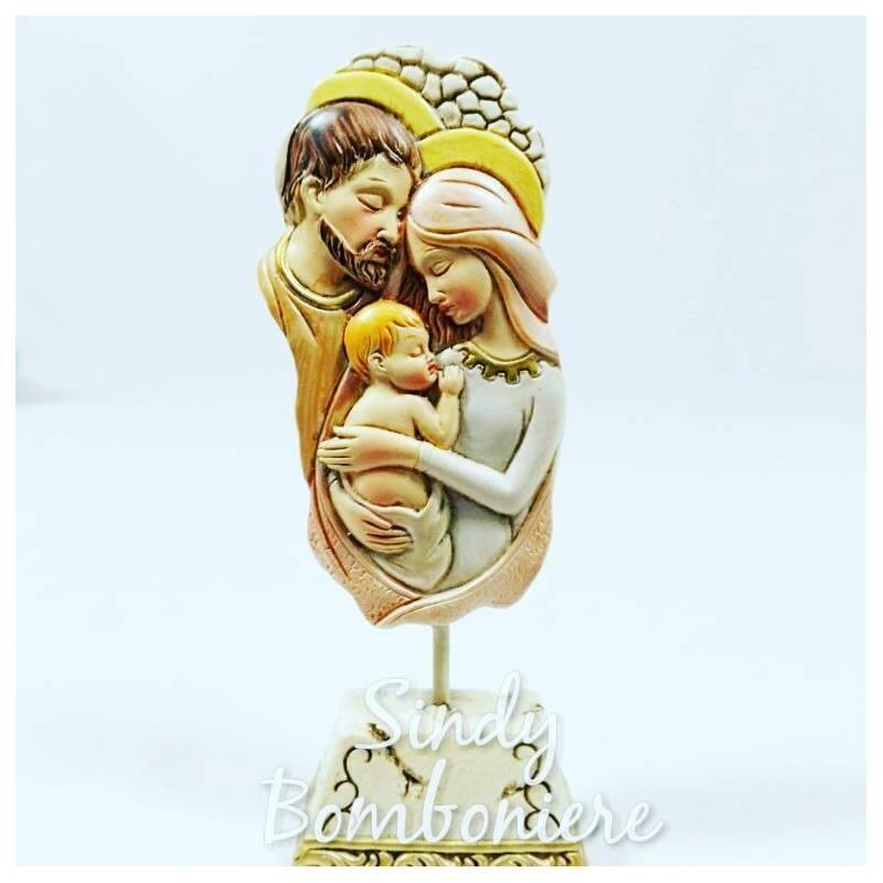 Fai da te bomboniera placchetta grande appoggio sacra for Thun in offerta