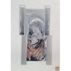 Chiaraela Icona Madonna H Gigante Sofy 132 Idea Regalo Padrino e Madrina Battesimo e Cresima Anniversario