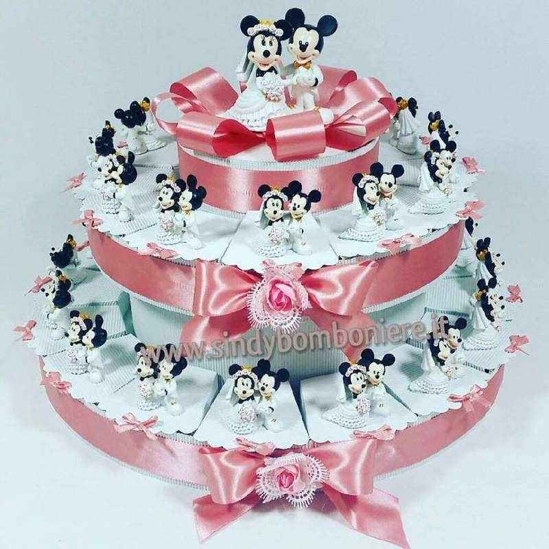 Matrimonio Tema Disney Bomboniere : Matrimonio tema disney bomboniere grande