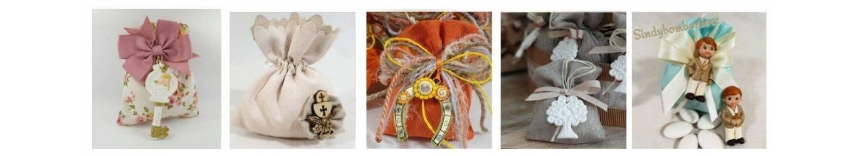 sacchetti prima comunione bimba/o prezzi offerta, portaconfetti comunione originali e prezzi ingrosso