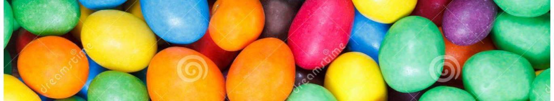 Smarties e Confetti Colorati