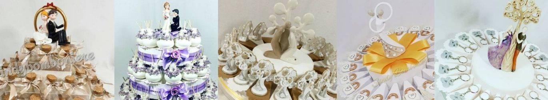 Torte bomboniera matrimonio