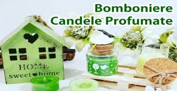 Bomboniere Candele profumate Economiche Online