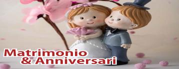 Bomboniere Matrimonio e Anniversario