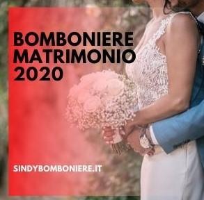 bomboniere matrimonio 2020 idee e novità